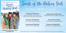 Secrets of the Railway Girls Blog Tour