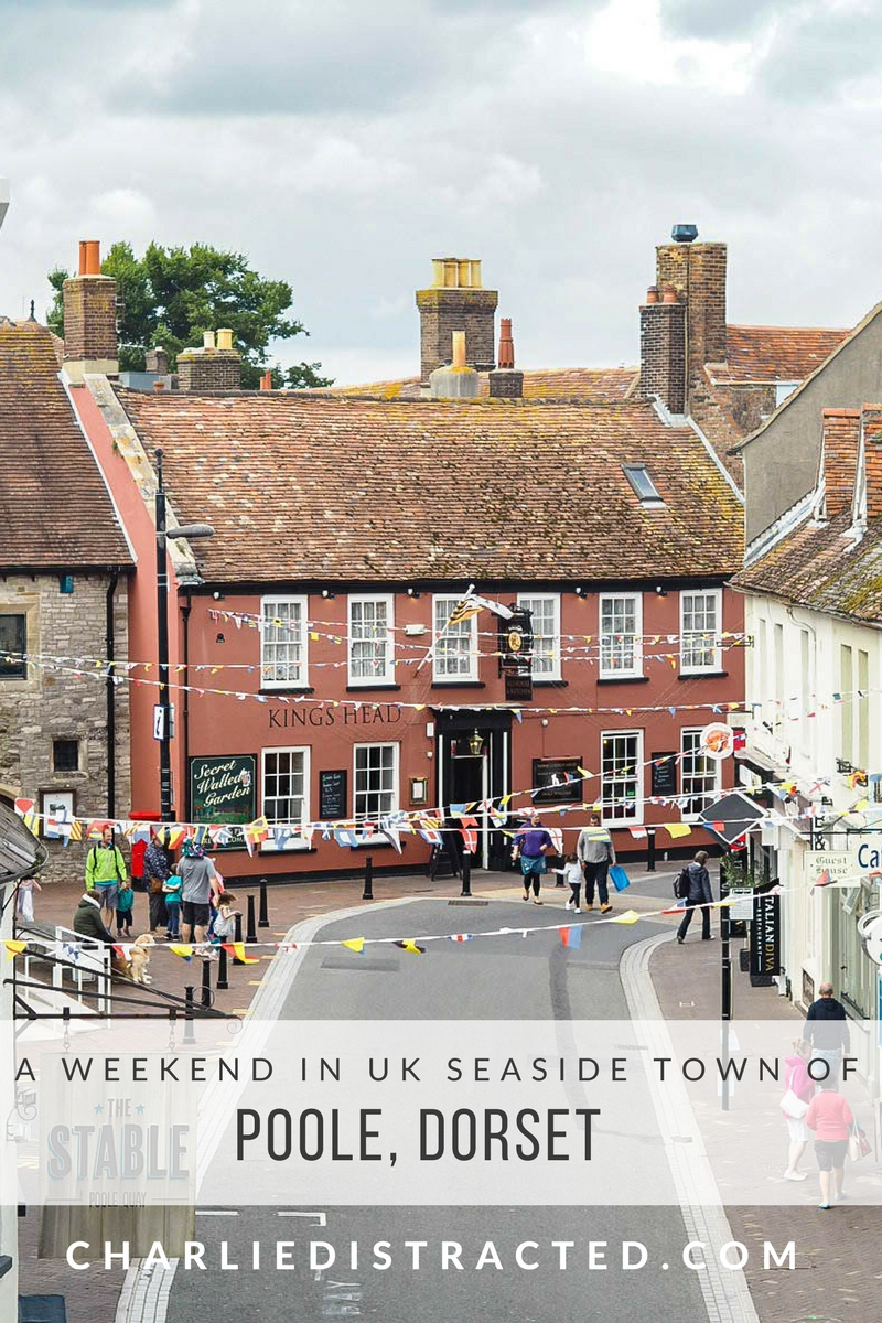 A Weekend in Poole, Dorset