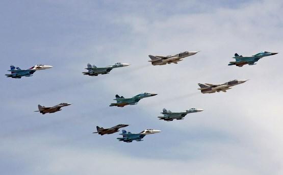 India lakukan Latihan Besar-Besaran Dengan Menggunakan 181 Pesawat
