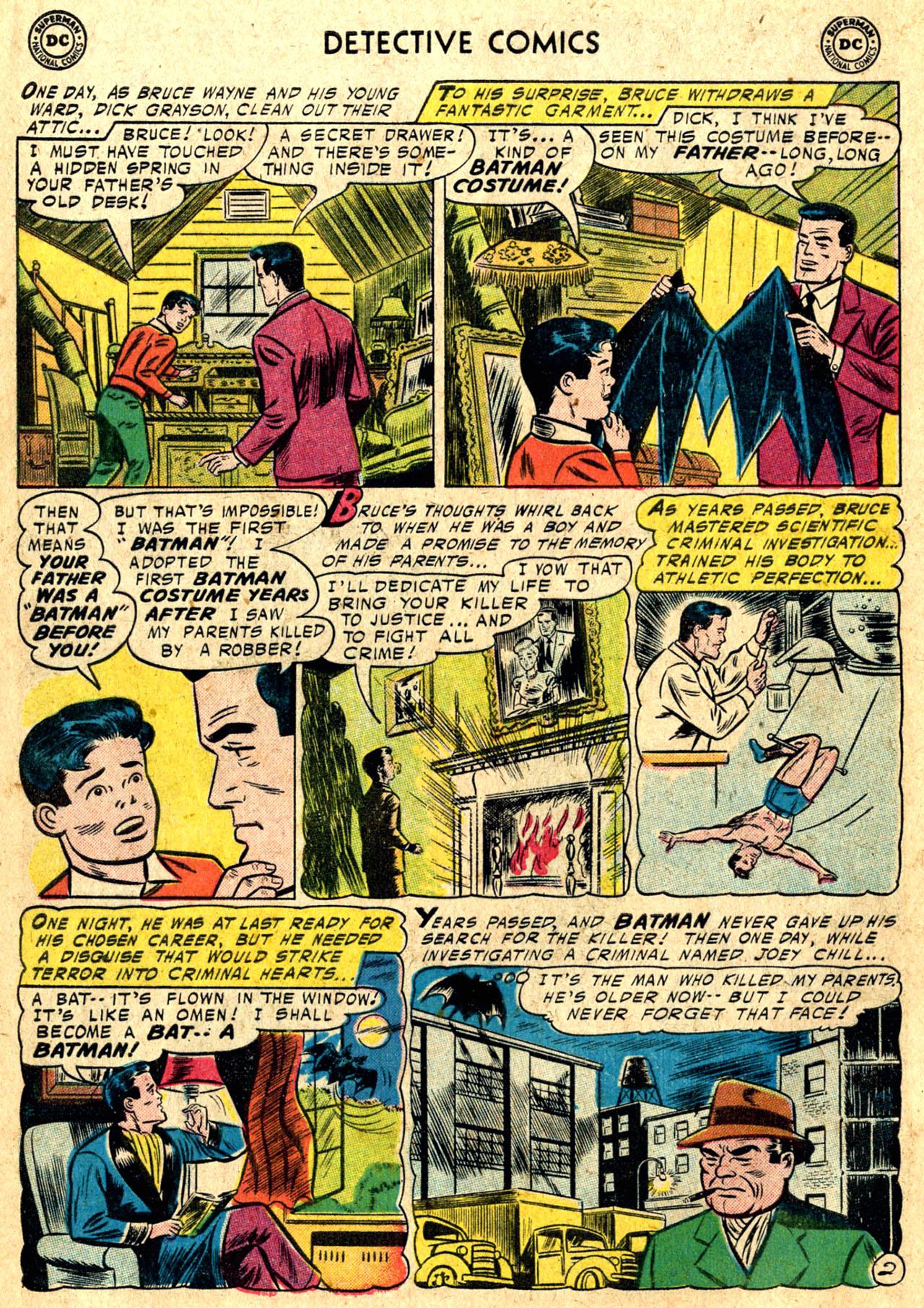 Read online Detective Comics (1937) comic -  Issue #235 - 4