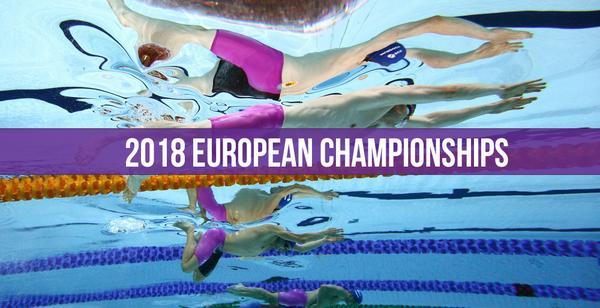 NATACIÓN - Campeonato de Europa masculino 2018 (Glasgow, Escocia)