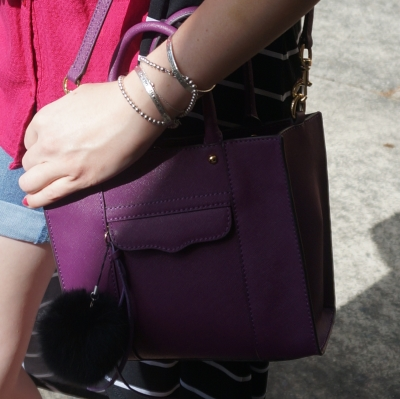 purple mini MAB Away From Blue