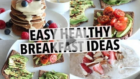 Easy Healthy Breakfast Ideas Happy Magazine