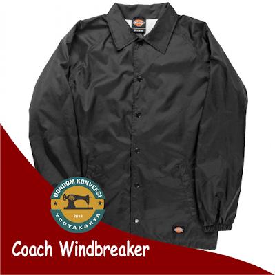 Jaket Windbreaker original