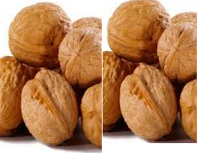 Walnuts (Akhrot - Dry Fruits) - Asthma Attacks