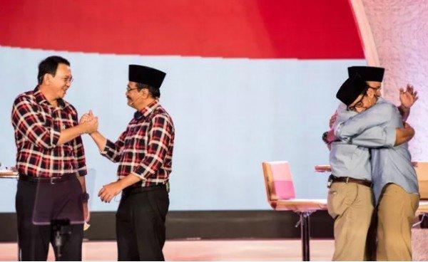 Skakmat Dari Ahok Untuk Program Rumah Tanpa DP Anies-Sandi Dalam Debat Final Pilkada DKI Jakarta