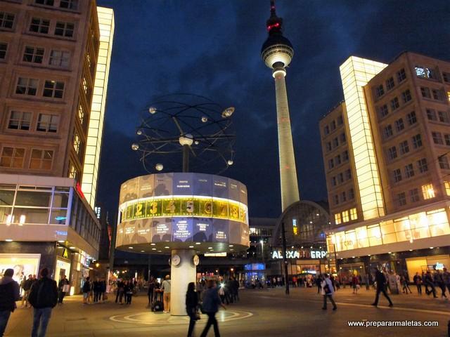 visitas imprescindibles para ver en Berlín