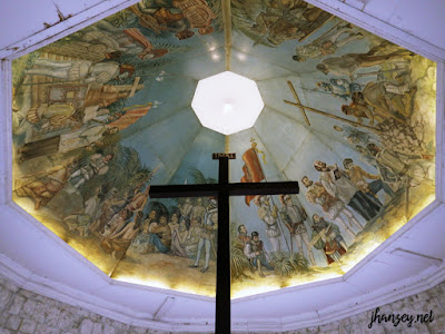 Cebu City Tour | Magellan's Cross | www.jhanzey.net