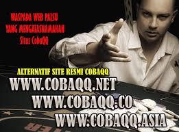 Situs Web Agen BandarQ dan Domino 99 Online Terpercaya