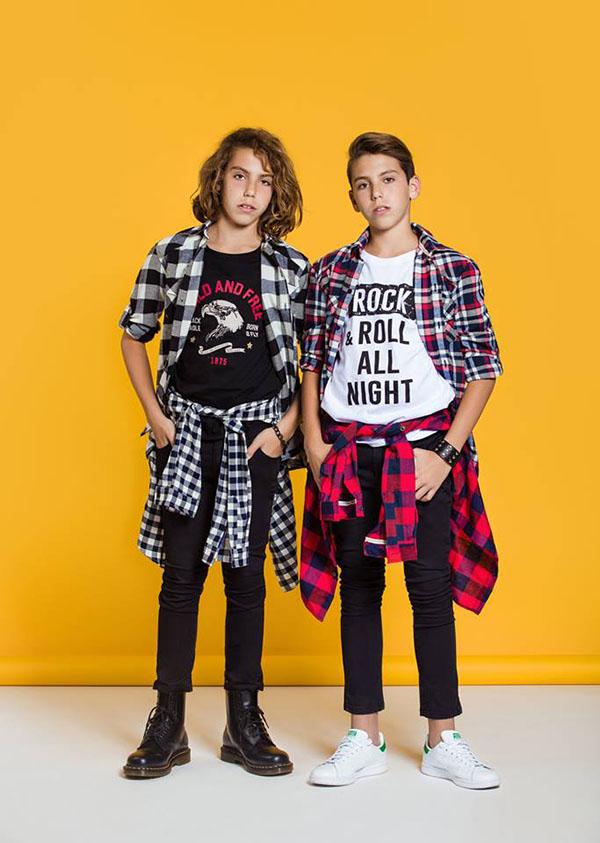 ropa para adolescentes otoño invierno 2017