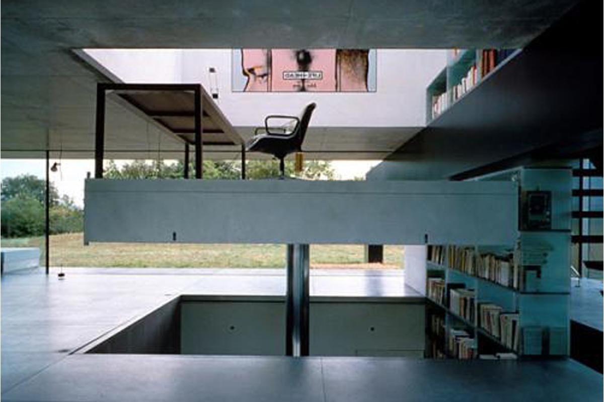 future house s genealogy maison a bordeaux. Black Bedroom Furniture Sets. Home Design Ideas