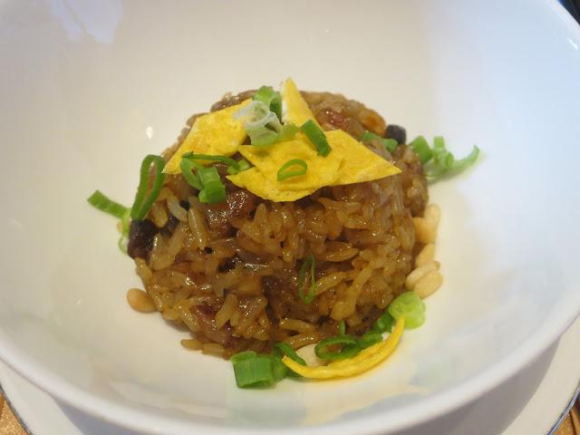 黄金大丰收 - 生炒腊味糯米饭
