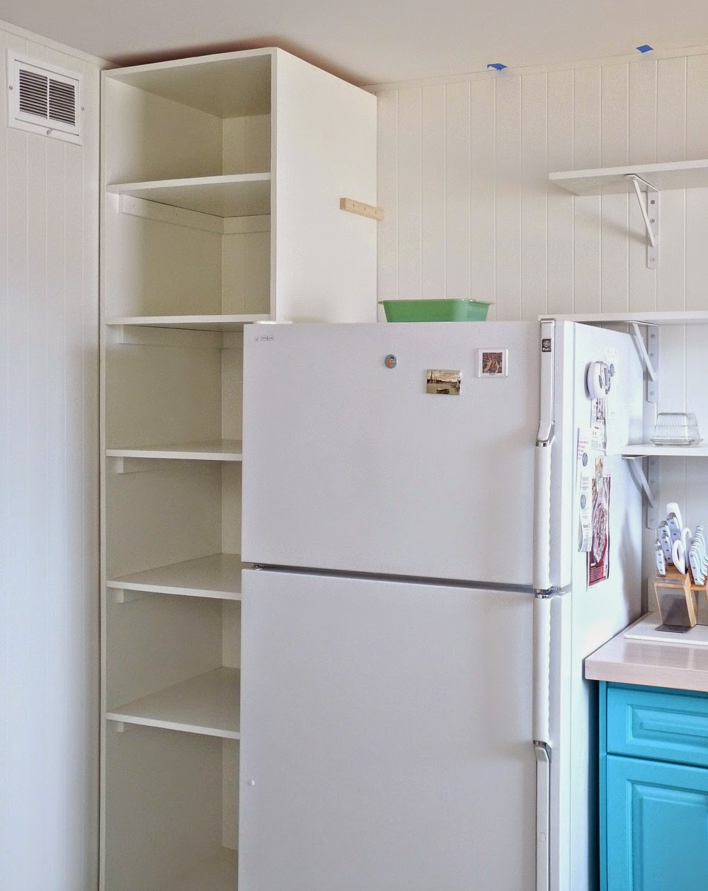 How to Build a Free Standing Storage Cabinet