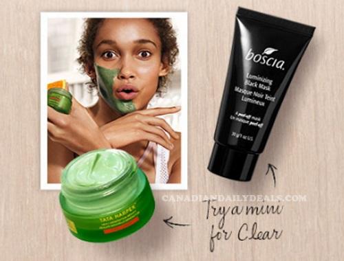 Sephora Free Superfood Skincare Mini Deluxe Sample