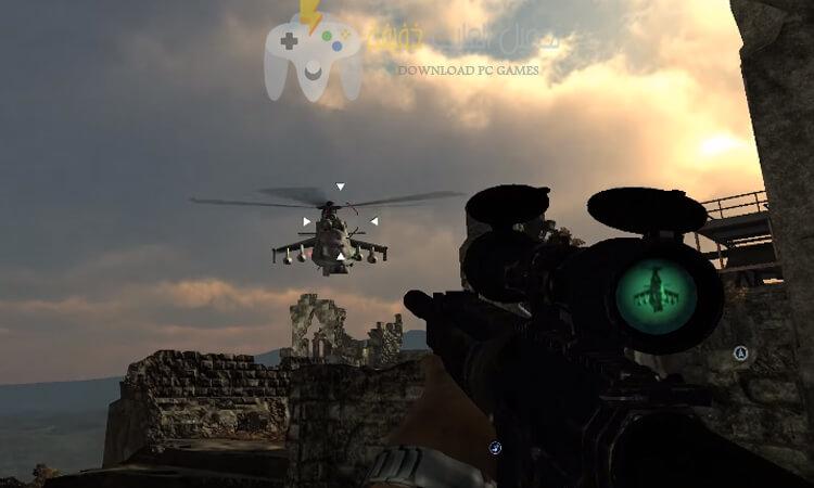 تحميل لعبة عاصفة الصحراء 5 Conflict Denied Ops للكمبيوتر