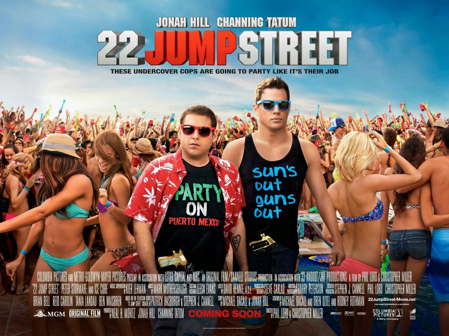 Pop Cult BS: 22 Jump Street - Analysis and Review