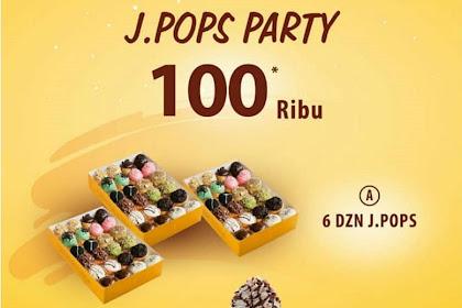 Promo JCO Terbaru 25 Dan 29 Mei 2019