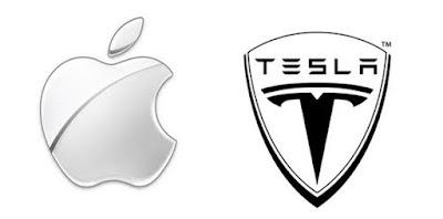 tesla vs apple