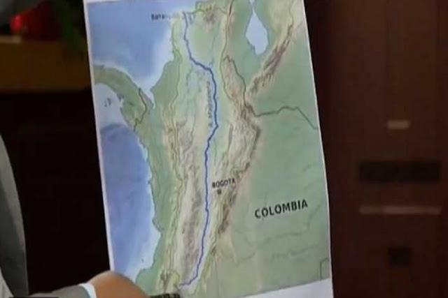 Régimen amenaza dividir a Colombia en dos si invaden Venezuela