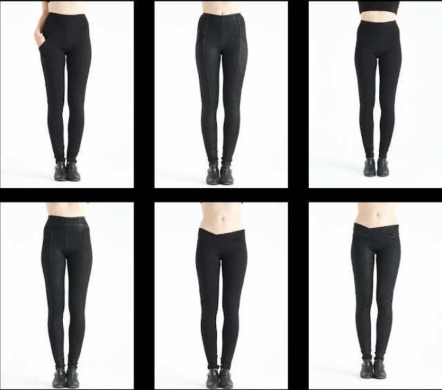 Minxx Leggings Collection 2016