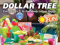 Dollar Tree Weekly Ad May 20 - 26, 2018