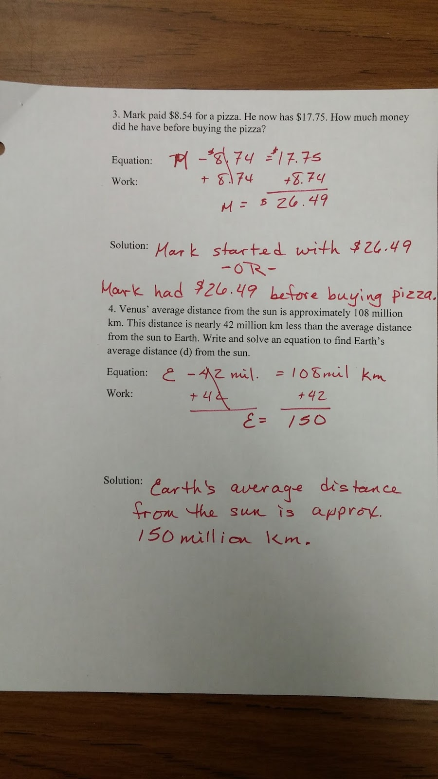 warrens homework reviews
