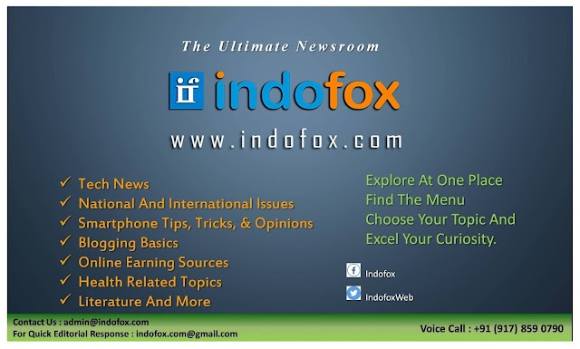 Why Indofox ?