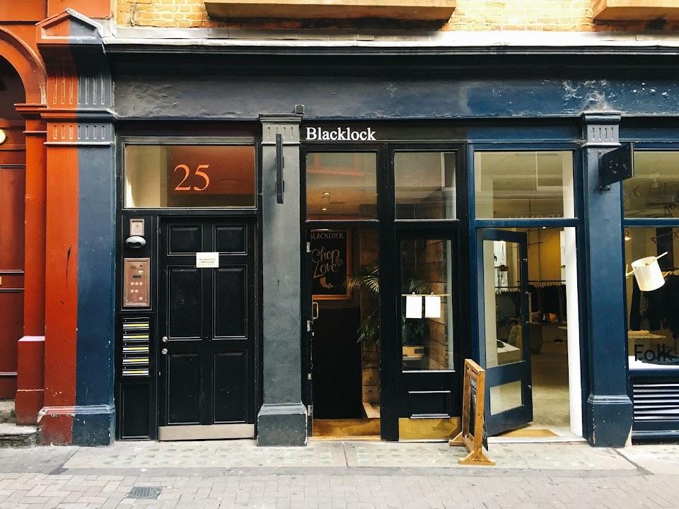 ブラックロック(Blacklock)