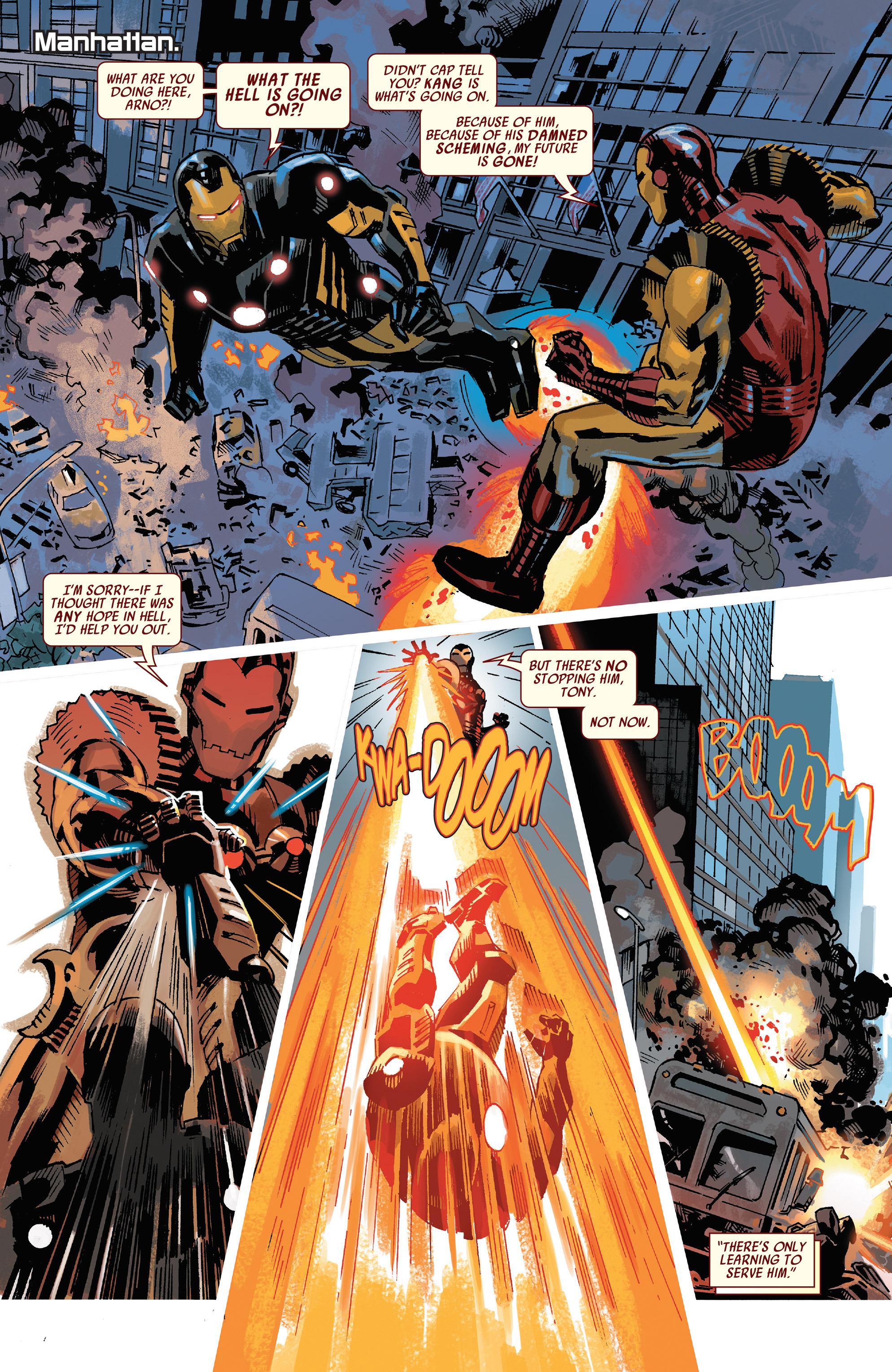 Read online Uncanny Avengers (2012) comic -  Issue #22 - 3