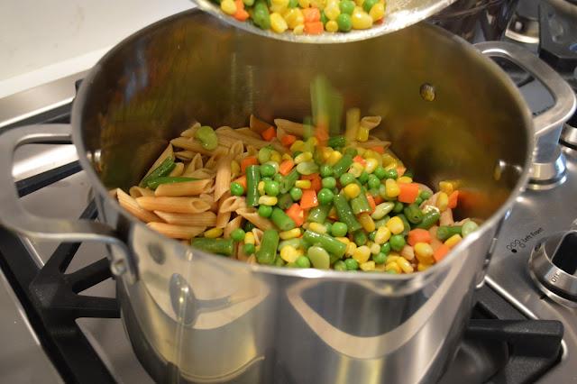 quick-vegetable-pasta-recipes