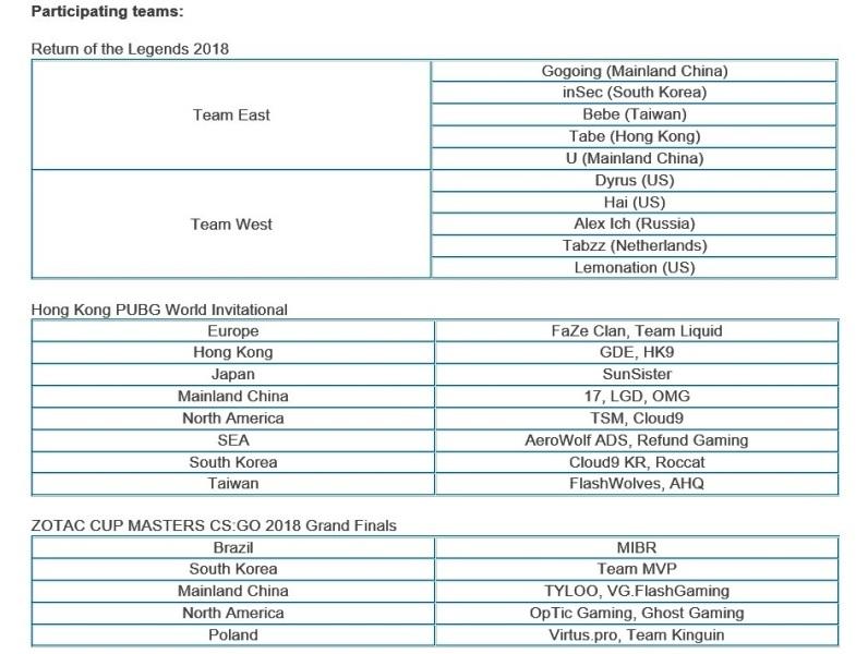 icbc hong kong music festival participating teams