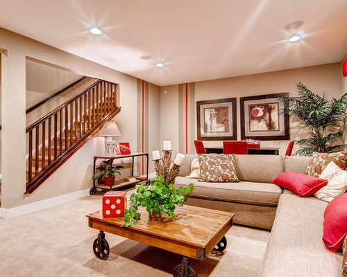 New Basement Living Room Ideas Of Housing 48 Cool Basement Living Room Ideas