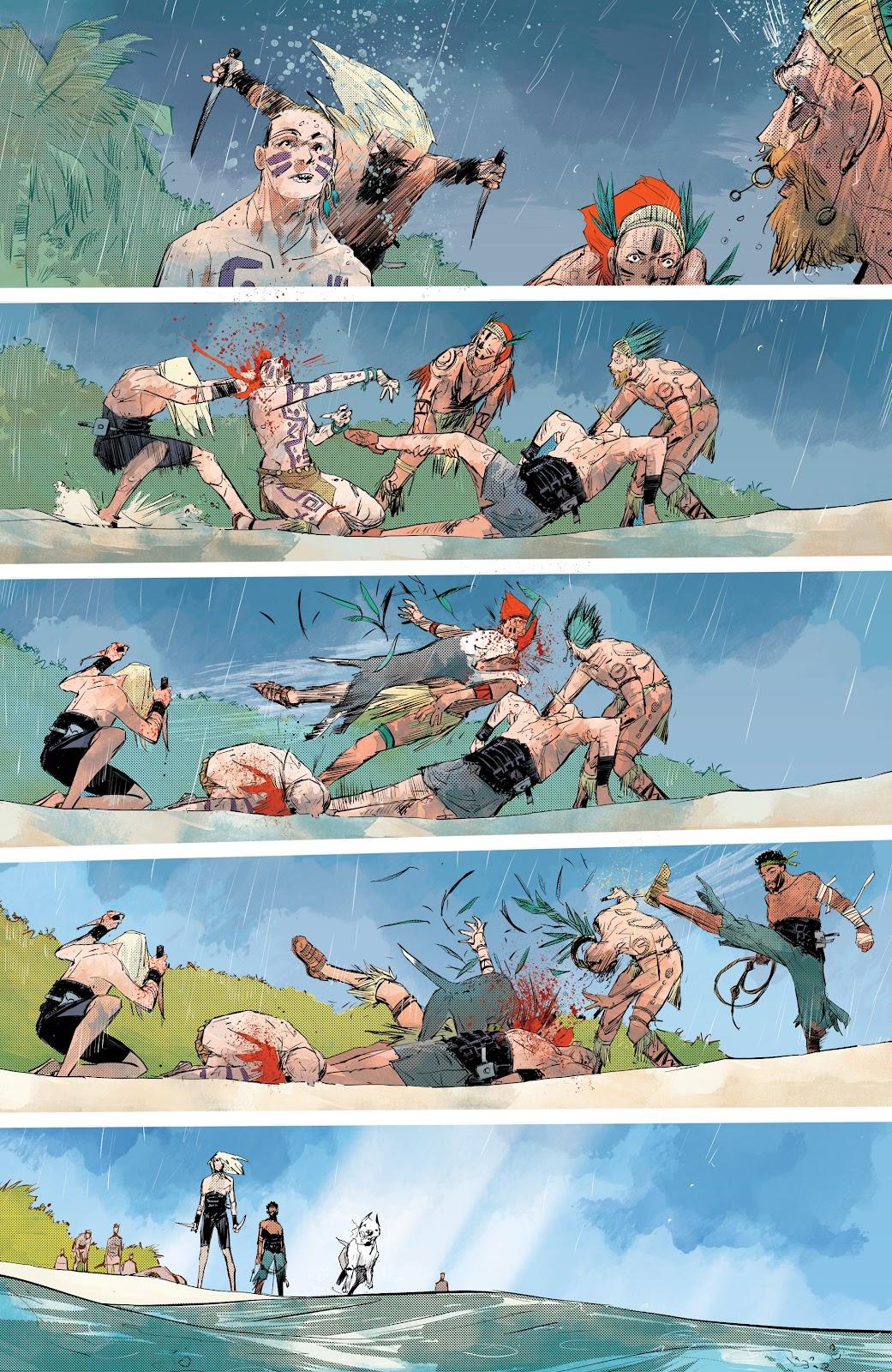 Read online Resonant comic -  Issue #5 - 7