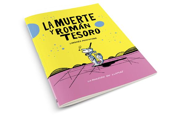 LA MUERTE Y ROMÁN TESORO, de Lorenzo Montatore