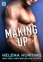 Book Review: Making Up (Shacking Up #4) by Helena Hunting | About That Story