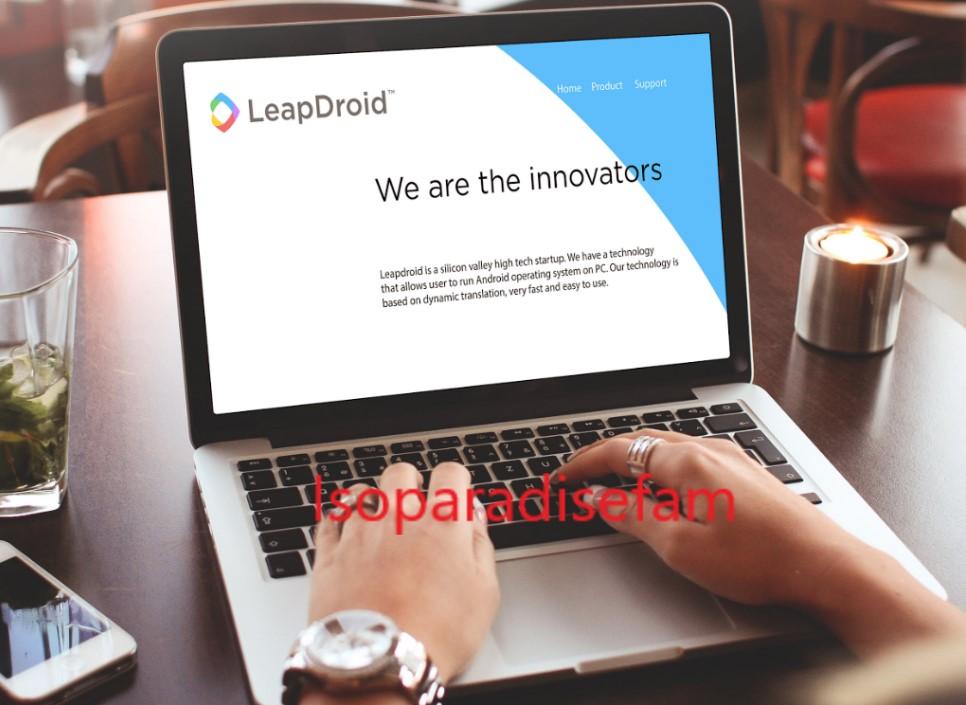 ISO Paradise: Download Leapdroid v18 0 0 Offline Installer