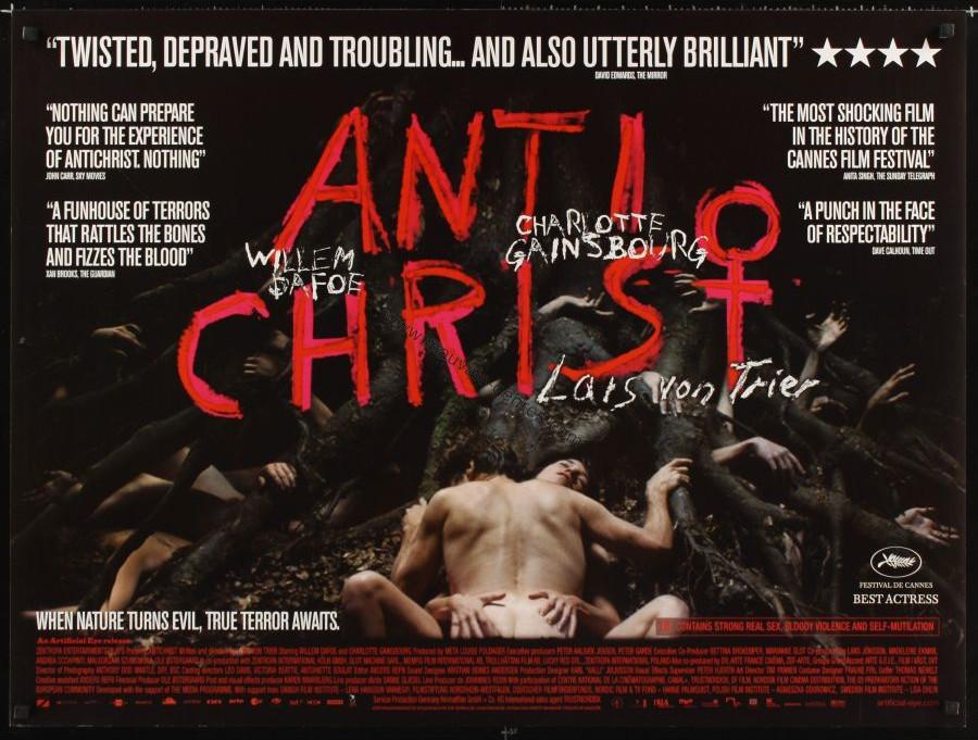 Película Anticristo