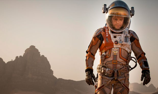 Matt Damon interpretará a un náufrago en Marte en The Martian.