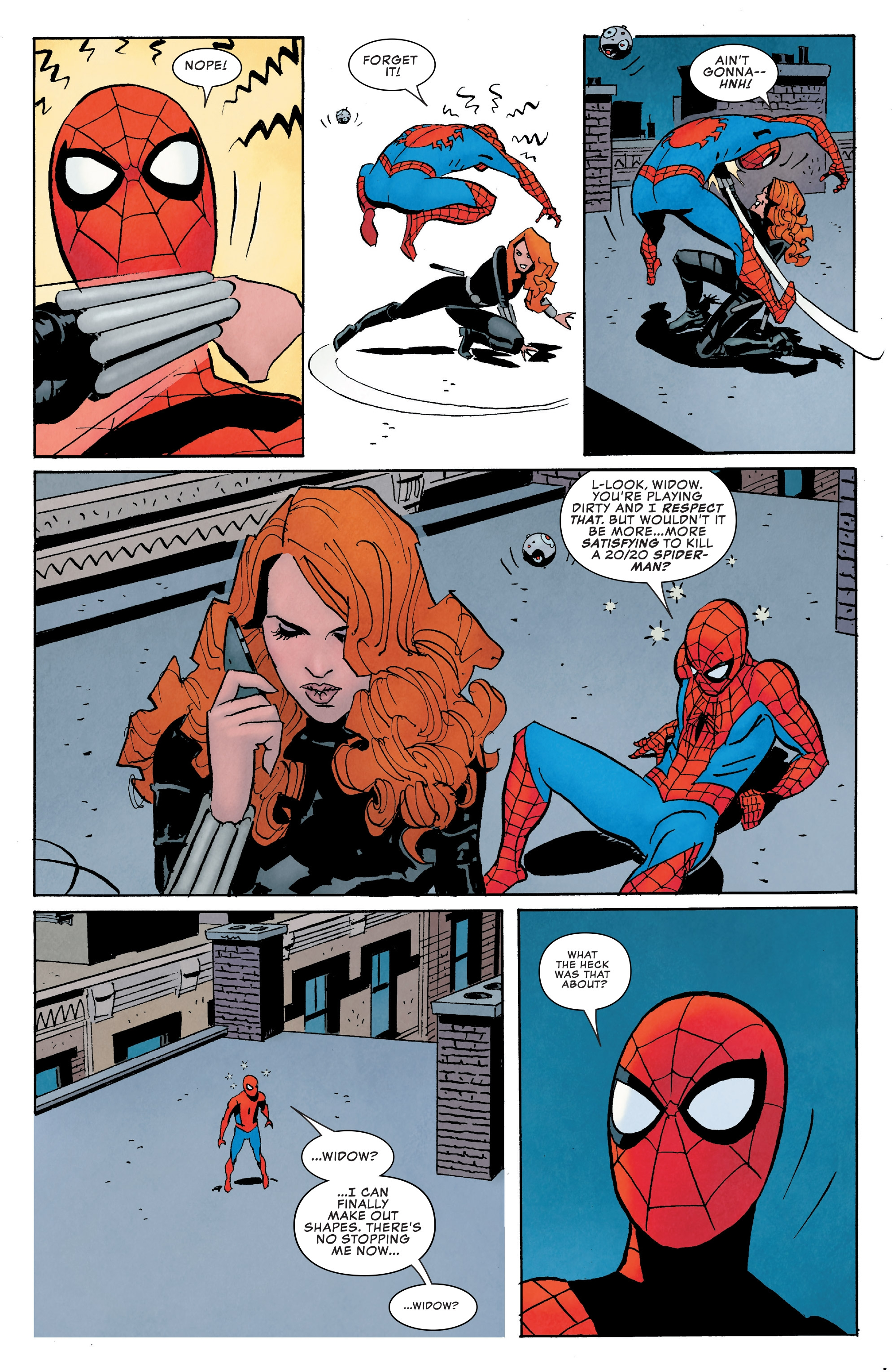Read online Peter Parker: The Spectacular Spider-Man comic -  Issue #1 - 26