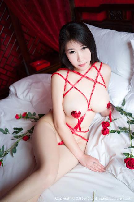 MiStar Vol.062 - Người mẫu Xu Lu cherry