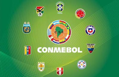 CONMEBOL FACEPACK for PTE 6.0