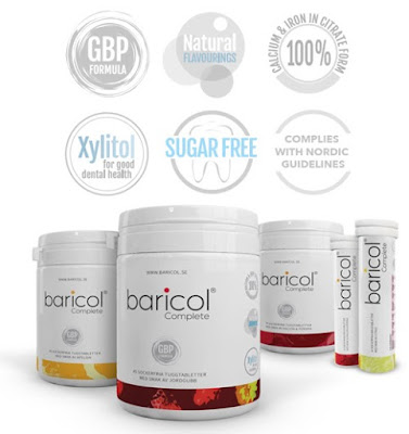 فيتامينات خاصة بالمتكممين باريكول