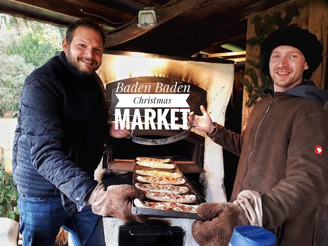 Baden Baden Christmas market