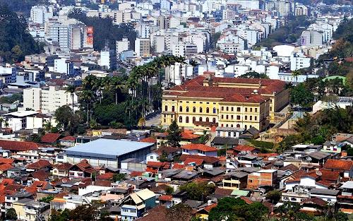 centro de Nova Friburgo