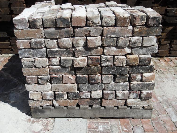 historic savannah grey gray bricks