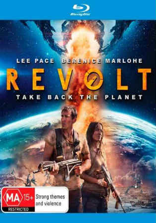 Revolt 2017 BluRay 800MB Full English Movie Download 720p ESub Watch Online Free bolly4u