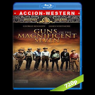 La Furia De Los Siete Magnificos (1969) BRRip 720p Audio Trial Latino-Castellano-Ingles 5.1