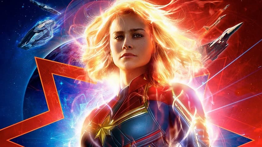 Капитан Марвел, Captain Marvel, Рецензия, Обзор, Review, 2019, MCU, Marvel