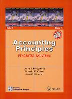 Judul : ACCOUNTING PRINCIPLES (Pengantar Akuntansi) Buku 2 Pengarang : Jerry J. Weygandt; Donald E. Kieso; Paul D. Kimmel Penerbit : Salemba Empat