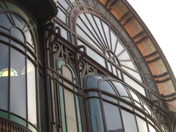 Reflections Of A Modern Past Art Nouveau